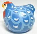 ブルーハンブルグ(青) 雌鶏(大)<鳥 鶏 トリ とり bird バード ニュージーランド製>