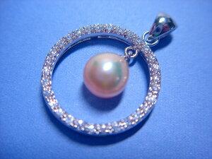 送料無料 淡水 真珠 ペンダントトップ レディス 女性 かわいい アクセサリー ジュエリー ギフト プレゼント 贈り物 HP-1