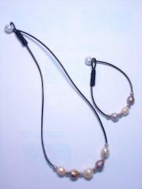 送料無料 真珠 ネックレス ブレスレット ローズバッド レディス 女性 かわいい アクセサリー ジュエリー ギフト プレゼント 贈り物 HP-34