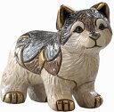 【送料無料】 オオカミ子供<狼 オオカミ おおかみ 犬 いぬ イヌ ウルグアイ製>