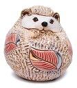送料無料 ハリネズミ子供 F392ハリネズミ はりねずみ ヤマアラシ ねずみ ネズミ 鼠 干支 十二支 正月 陶器 置物 動物 おしゃれ かわい…
