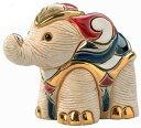 【送料無料】 ゾウ(白)子供<象 ゾウ ぞう エレファント ウルグアイ製>