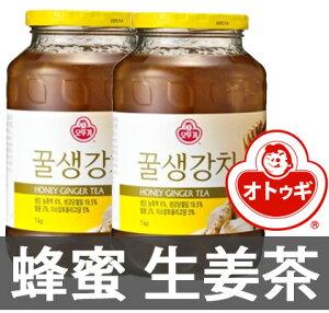 【オットギ 】韓国お茶 三和 生姜茶(蜂蜜含有) 500g