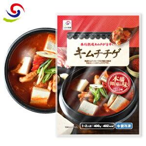 新商品【冷凍】ソウル市場キムチチゲ400g*1~2人前