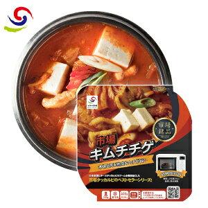 新商品【ソウル市場】キムチチゲ250g*1人前(冷凍)