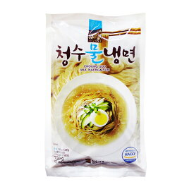 清水冷麺セット★韓国冷麺/コリア冷麺[韓国食材冷麺]