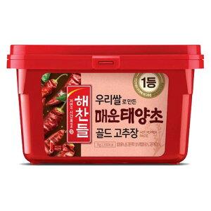 へチャンドル 辛口コチュジャン 1kg