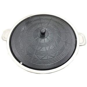 豚バラ焼肉用鉄板(32cm)
