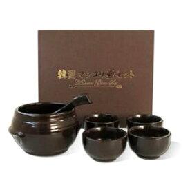 韓餐高級マッコリ壷セット