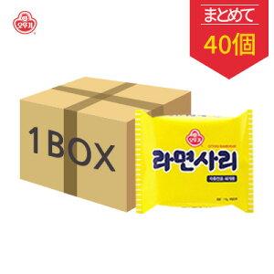 【オットギ】ラーメンサリ 1BOX(40入)