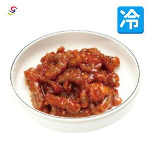 【ソウル市場】★冷蔵★タコキムチ(韓国産)350g