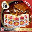 【 SET割り】ユッケジャンスープ 5個セット【眞漢・ ジンハン】