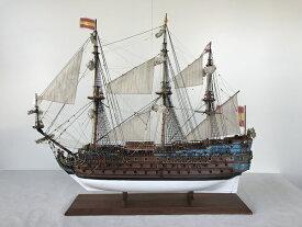 帆船模型 サン・フェリーペェ L (完成品)