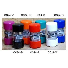 【在庫有り即納】ニックス(KNICKS) CC24-BU φ5x10(ブルー) 多目的収納ケース VIEWTAINER(ビューテナー) 釘 ネジ 小物入れペンケース