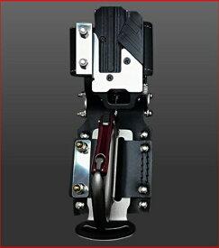 【在庫有り即納】ニックス(KNICKS) KB-3SE 【黒色】 チェーンタイプ金属セフ カラビナホルダーセット