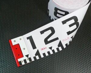 【ヤマヨ測定機】120mm巾×5m 『リボンロッド』 120E-2 R12B5