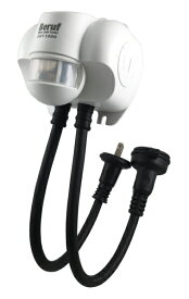 Berufベルーフ 防雨型 赤外線センサースイッチ【SWT-1000】87401