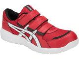 ◆マラソン期間中はエントリーでポイント10倍◆asicsアシックス作業用靴ウィンジョブCP205-600(1271A001)クラシックレッド×ホワイト