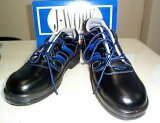 【J-WORK安全靴】静電気帯電防止短靴(紐)タイプ安全靴#753