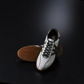 【おたふく手袋安全靴】カジュアル感覚のスリムスニーカー ワイドウルブスWW-101