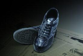 【おたふく手袋安全靴】カジュアル感覚のスリムスニーカー 新ワイドウルブスWW-502
