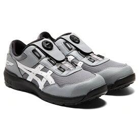 asicsアシックス作業用靴 ウィンジョブCP209 Boa 026(1271A029)シートロック×ホワイト