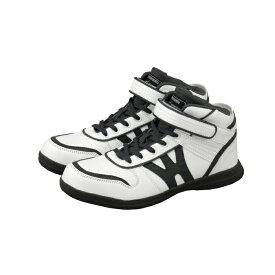新作【おたふく手袋安全靴】プロスニーカー ワイドウルブス WW-157H
