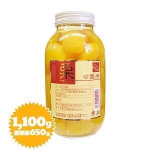 ニッショー 栗甘露煮 1,100g(固形量650g)