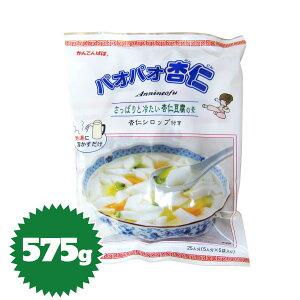 杏仁豆腐の素 パオパオ杏仁 575g