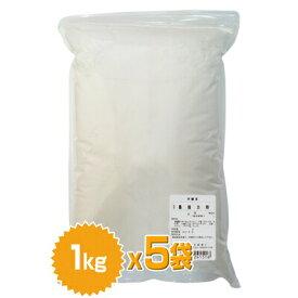 半鐘屋ベターセレクション 最強力粉 1kg×5袋【RCP】