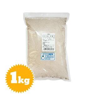 蕎麦粉/そば粉(青亀) 1kg