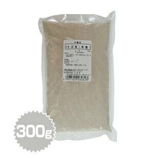 蕎麦粉/そば粉(特鶴) 300g(レシピ付)