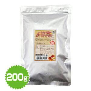 カナダ産メープルシロップ100%使用メープルシュガー 200g