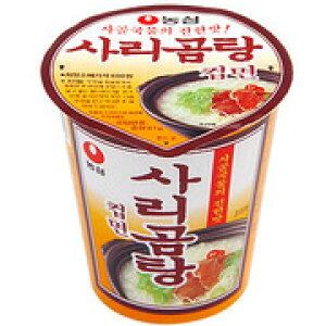【特価・農心】サリコムタンカップ麺(小)61gx1箱(30個)★2箱=荷物1口★1個当たり¥88→¥84(税別)
