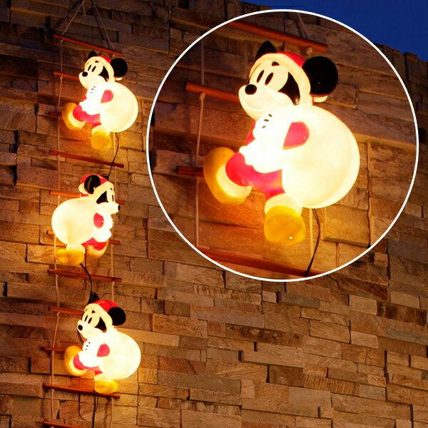 ブローライトはしごミッキー/2in1イルミネーションライト/ディズニー/Disney/ledイルミネーション/LEDイルミネーション/サンタクロース/イルミネーション 送料無料/送料込み/タカショー/RCP