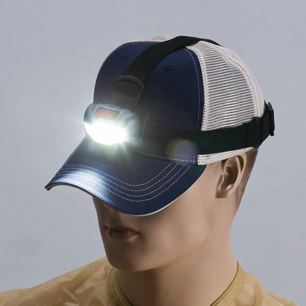 パワーヘッドライト(HZ-01)/ライト ヘッド 明るい テントアクセサリ キャンプ バーベキュー BBQ アウトドア ピクニック/RCP/05P03Sep16/【HLS_DU】