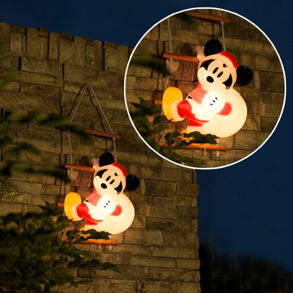 『ブローライトはしごミッキーマウス 1pc』/ledイルミネーション/イルミネーション サンタクロース/タカショー/RCP/05P03Sep16/【HLS_DU】