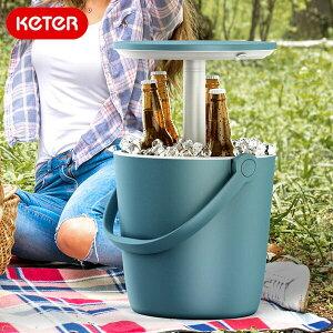 keter ケター ゴーバー/ クーラーボックス PARTY BAR パーティー ワイン カクテル クーラーボックス アウトドア キャンプ BBQ あす楽