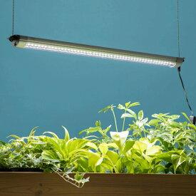植物育成・観賞用ライト 【追加型】グローライト57cm /植物育成ライト 植物観賞ライト LEDライト 屋内用