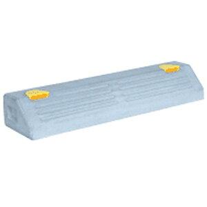 パーキングブロック NSP-100B 幅600mm高100mm/駐車場 車庫 ガレージ 車止め コンクリート製 カーストッパー 車止め ブロック コンクリート 置くだけ 送料無料