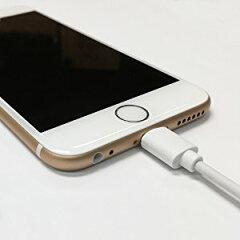 Lightningケーブル認証充電ケーブルiPhone充電器ライトニングケーブル1m1.5m2m15cm50cmアイフォン純正品質認証品MFiiPhoneX876sPlus5s5ciPadAirmini対応apple認証アップル防止断線丈夫細い短い【メール便専用】長期保証ポイント消化