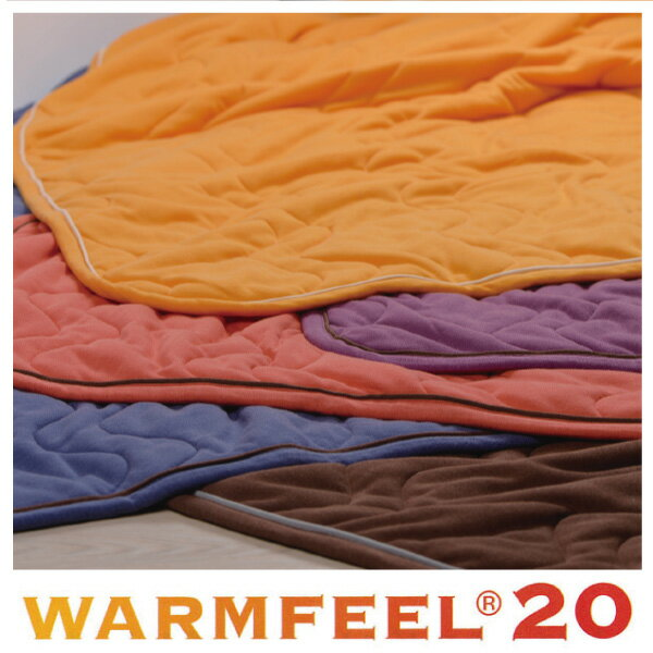 【SALE】【京都西川】WARMFELL20 ウォームフィール20 インナーケット 中掛け布団 シングルロング 150×210cm 4E5980(SL)