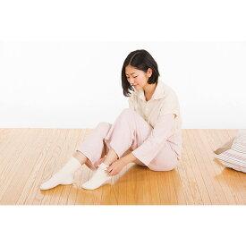 ロマンス小杉 cocoonfit DREAM ユッタリおやすみソックス 22〜24.5cm シルク 絹 睡眠時 靴下 日本製