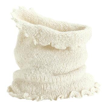 ロマンス小杉cocoonfitDREAMおやすみネックウォーマー首回り約32〜70cmシルク絹日本製[キャッシュレスで5%還元]