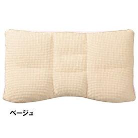 ロマンス小杉 necorobi necorobiまくら 枕 《横寝サポートタイプ・ふつう》《ワイドタイプ》 簡易計測器付き 高さ調節シート付き 67×38cm