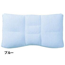 ロマンス小杉 necorobi necorobiまくら 枕 《横寝サポートタイプ・かため》《ワイドタイプ》 簡易計測器付き 高さ調節シート付き 67×38cm