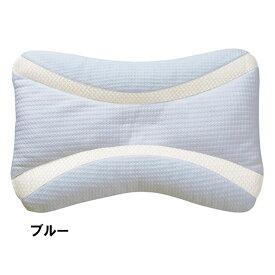 ロマンス小杉 necorobi necorobiまくら 枕 《寝返りフィットタイプ・かため》 簡易計測器付き 高さ調節シート付き 57×36cm