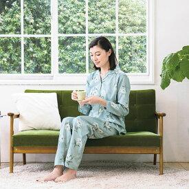ロマンス小杉 seora レディースパジャマ Lサイズ 綿100% 日本製