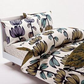 [メール便2点迄] 西川 フィンレイソン 北欧 ピローケース 枕カバー 65×45cm ( 63×43cm 対応 ) 日本製 Finlayson (FI8653)