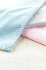 クーポンあり★[ポイント10倍]Qualial(クオリアル)シール織綿毛布 ダブルサイズQL4020 東京西川